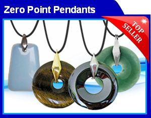 Zero Point Global Energy Pendants